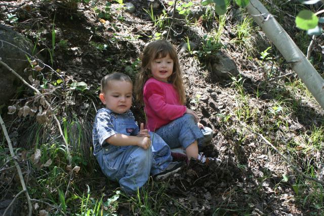 Megan and Zane