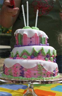megan's crazy cake