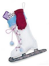 FF's Ice Skate stocking