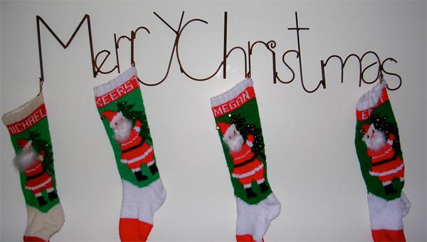 Lulu's famous stockings
