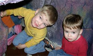 Joseph and Nicholas