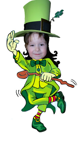 Leprechaun Meg