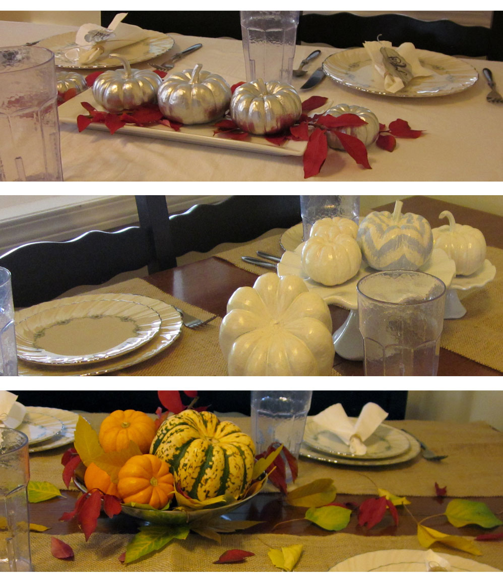 Cheap table centerpieces for Inexpensive thanksgiving centerpieces
